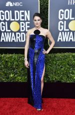 SHAILENE WOODLEY at 77th Annual Golden Globe Awards in Beverly Hills 01/05/2020