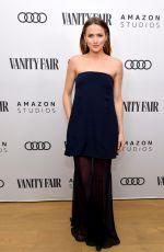 SHANTEL VANSANTEN at Vanity Fair x Amazon Studios Award Season Celebration in West Hollywood 01/04/2020