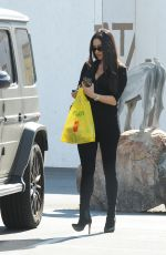 SHAY MITCHELL Out and About in Los Angeles 01/24/2020