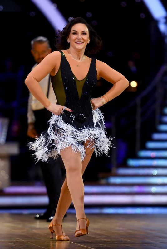 SHIRLEY BALLAS at Strictly Come Dancing Live Tour Launch in Birmingham 01/16/2020