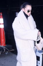 SOFIA CARSON Out and About in New York 01/29/2020