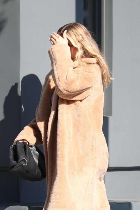SOFIA RICHIE Leaves Fred Segal in West Hollywood 01/21/2020