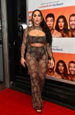 SOPHIE KASAEI at Celebrity Ex on the Beach Celebrate Launch of Their New Show in London 01/21/2020
