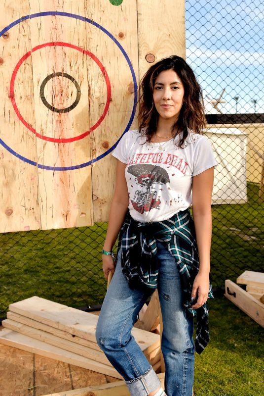 STEPHANIE BEATRIZ at Land Rover 4xFar Festival in Palm Aprings 01/18/2020