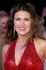 SUSANNA REID at National Television Awards 2020 in London 01/28/2020