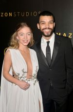 SYDNEY SWEENEY at Amazon Studios Golden Globes After-party 01/05/2020
