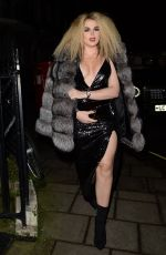 TALLIA STORM at Tom Ford Fragrance Launch in London 01/07/2020