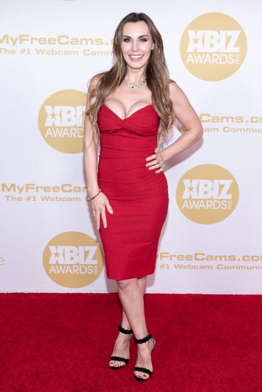 TANYA TATE at 2020 Xbiz Awards in Los Angeles 01/16/2020