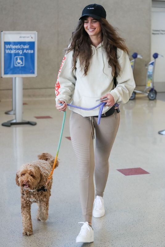 TAYLOR HIL at Los Angeles International Airport 01/21/2020