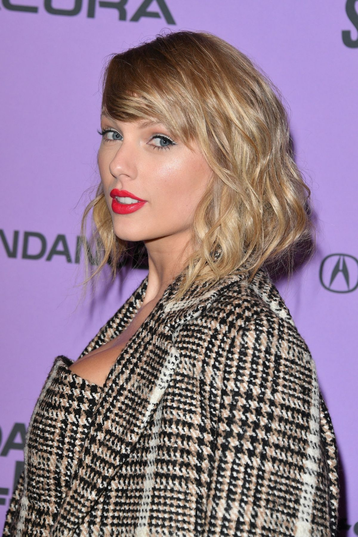 TAYLOR SWIFT at Miss Americana Premiere in Park City 01/23 ...