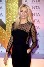 TESS DALY at National Television Awards 2020 in London 01/28/2020