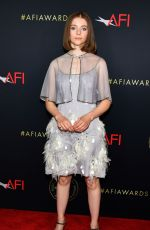 THOMASIN MCKENZIE at 20th Annual AFI Awards in Beverly Hills 01/03/2020