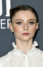 THOMASIN MCKENZIE at 25th Annual Critics Choice Awards in Santa Monica 01/12/2020