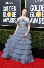 THOMASIN MCKENZIE at 77th Annual Golden Globe Awards in Beverly Hills 01/05/2020