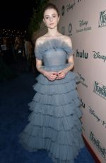 THOMASIN MCKENZIE at Walt Disney Company Golden Globe Awards Celebration 01/05/2020