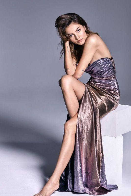 THYLANE BLONDEAU for Cosmopolitan Magazine, Spain 2020 Issue