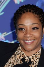 TIFFANY HADDISH at Cirque Du Soleil