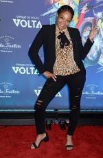 TIFFANY HADDISH at Cirque Du Soleil