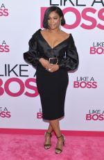 TIFFANY HADDISH at Like A Boss Premiere in New York 01/07/2020
