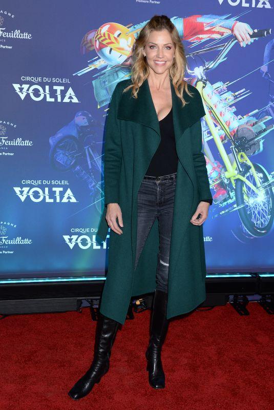 TRICIA HELFER at Cirque Du Soleil's Volta Premiere in Los Angeles 01/21/2020