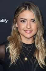 VALE GENTA at Spotify Hosts Best New Artist Party in Los Angeles 01/23/2020