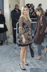 VALENTINA FERRAGNI at Dior Haute Couture Spring/Summer 2020 Show at Paris Fashion Week 01/20/2020