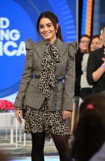 VANESSA HUDGENS at Good Morning America 01/17/2020