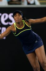 VENUS WILLIAMS at 2020 Australian Open at Melbourne Park 01/20/2020