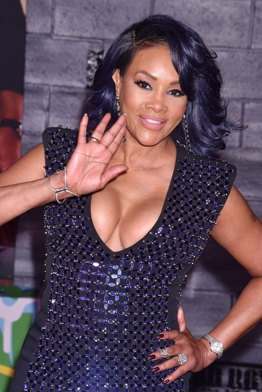 VIVICA A> FOX at Bad Boys for Life Premiere in Hollywood 01/14/2020