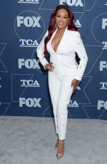 VIVICA A. FOX at 2020 Fox Winter TCA All Star Party in Pasadena 01/07/2020
