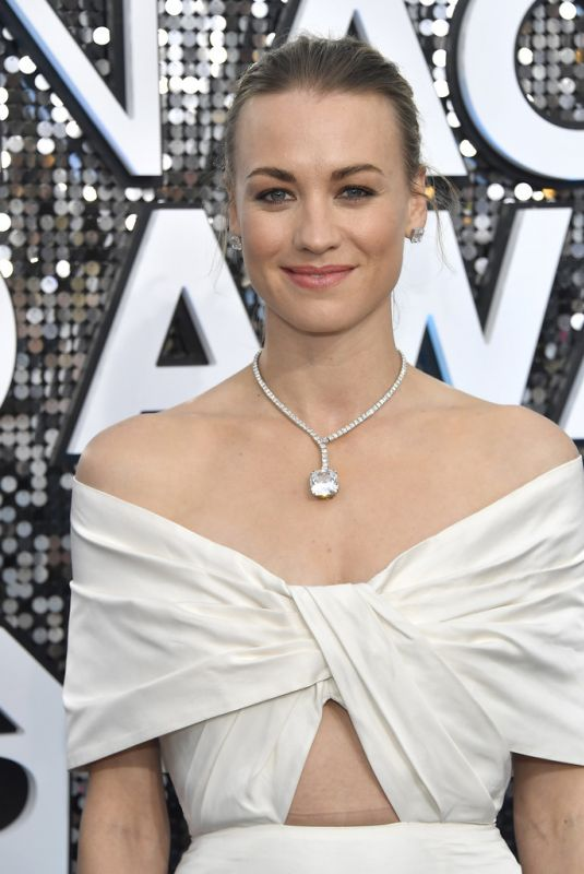 YVONNE STRAHOVSKI at 26th Annual Screen Actors Guild Awards in Los Angeles 01/19/2020