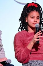 ZAZIE BEETZ at The Cut