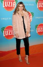 ZOE HARDMAN at Cirque Du Soleil Luzia Premiere at Royal Albert Hall in London 01/15/2020