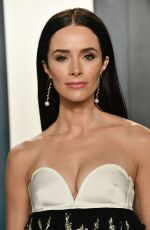 ABIGAIL SPENCER at 2020 Vanity Fair Oscar Party in Beverly Hills 02/09/2020
