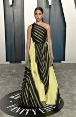 ADRIA ARJONA at 2020 Vanity Fair Oscar Party in Beverly Hills 02/09/2020
