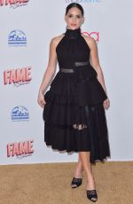 ADRIA ARJONA at Hollywood Beauty Awards 2020 in Los Angeles 02/06/2020