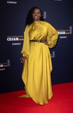AISSA MAIGA at Cesar Film Awards 2020 in Paris 02/28/2020