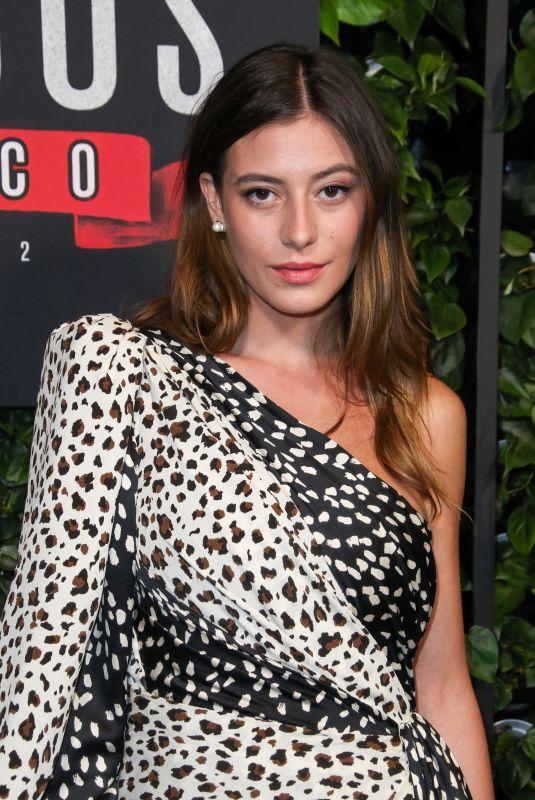 ALEJANDRA GUILMANT at The Narcos: Mexico, Season 2 Screening in Los Angeles 02/06/2020