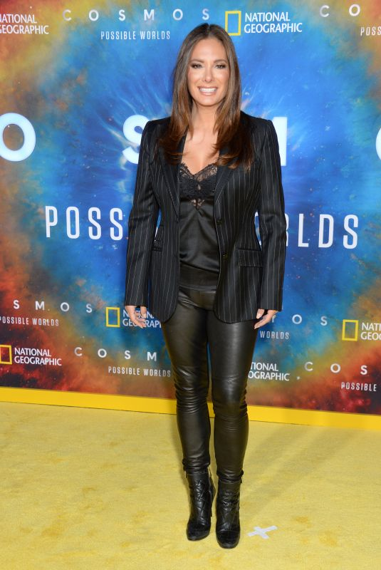 ALEX MENESES at Cosmos: Possible Worlds Premiere in Los Angeles 02/26/2020