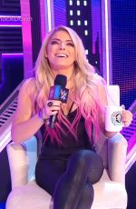 ALEXA BLISS at WWE Smackdown in Vancouver 02/14/2020