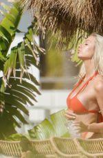 ALEXA COLLINS in Bikini at a Photoshoot in Miami 02/04/2020