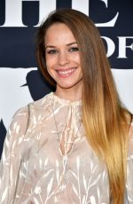 ALEXIS KNAPP at The Call of the Wild Premiere in Los Angeles 02/13/2020