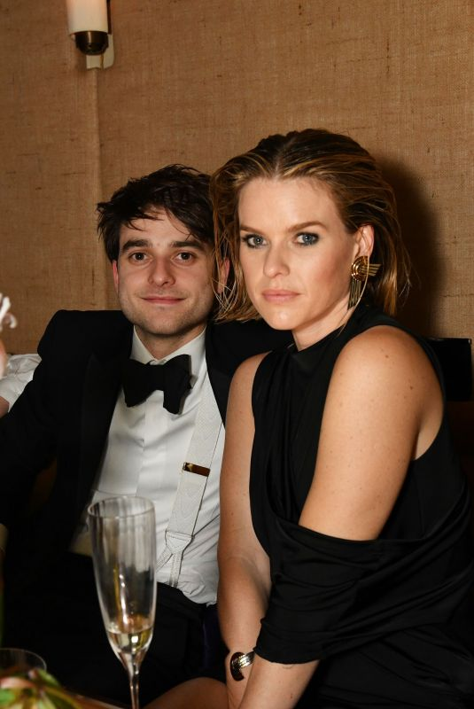ALICE EVE at Netflix Bafta Awards After-party in Pondon 02/02/2020