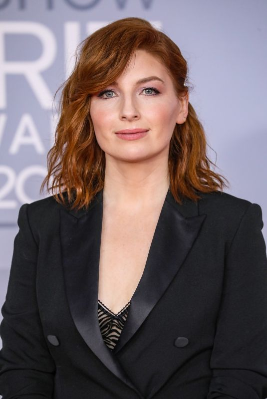 ALICE LEVINE at Brit Awards 2020 in London 02/18/2020