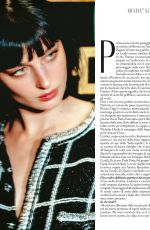 ALICE PAGANI in Grazia Magazine, Italy February 2020