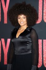 ALICIA AYLIES at Judy Premiere in Paris 02/04/2020