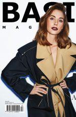 ALISON BRIE in Basic Magazine, Spring 2020