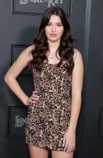 ALISSA SKOVBYE at Locke & Key Series Premiere in Hollywood 02/05/2020