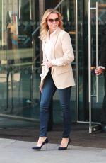 AMANDA HOLDEN Leaves Her Hotel in Manchester 02/06/2020
