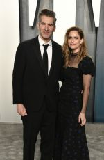 AMANDA PEET at 2020 Vanity Fair Oscar Party in Beverly Hills 02/09/2020